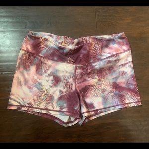 American Eagle spandex shorts